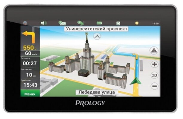 Prology Навигатор Prology iMap-4800