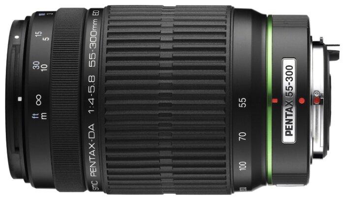 Pentax SMC DA 55-300mm f/4.0-5.8ED
