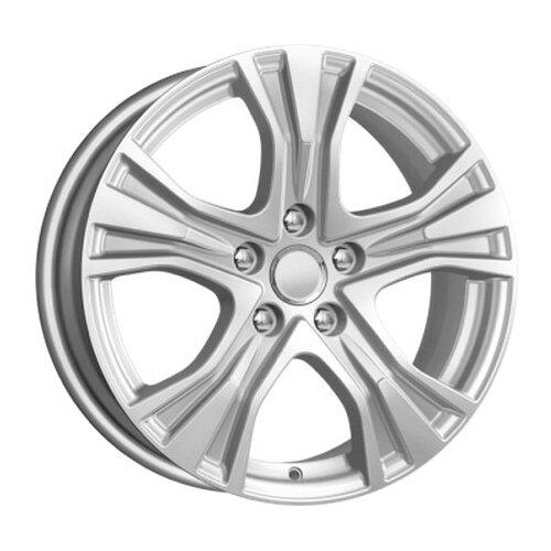 Фото - Колесный диск K&K КС673 7x17/5x114.3 D60.1 ET45 сильвер колесный диск cross street cr 08 6 5x16 5x114 3 d60 1 et45 s