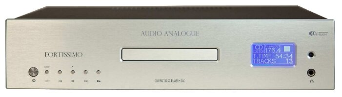 Audio Analogue Fortissimo CD Player by Airtech