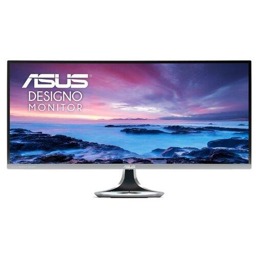 Купить Монитор ASUS MX34VQ 34 серый/черный