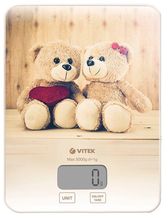 VITEK Кухонные весы VITEK VT-8025