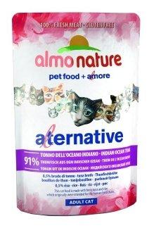 Корм для кошек Almo Nature Alternative Adult Cat Indian Ocean Tuna