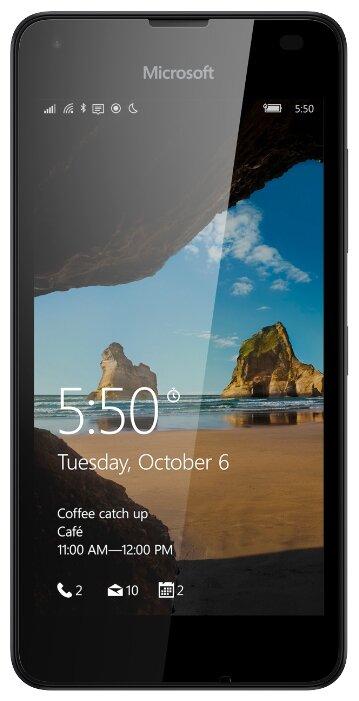 Сравнение с Microsoft Lumia 550 Black Lumia 550 Black