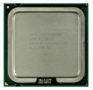 Intel Процессор Intel Pentium Wolfdale