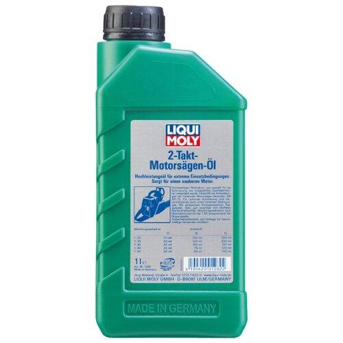 Фото - Масло для садовой техники LIQUI MOLY 2-Takt-Motorsagen-Oil 1 л масло для садовой техники калибр 2t 1 л