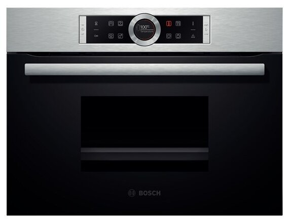 Пароварка Bosch Serie 8 CDG 634 BS1/BB1