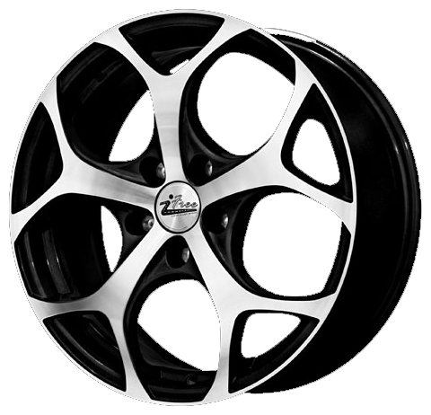 Колесный диск iFree Тортуга 7x17/5x114.3 D60.1 ET39 Блэк Джек