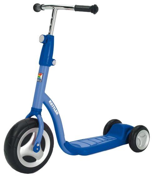 Городской самокат KETTLER 8452-500 Scooter Blue