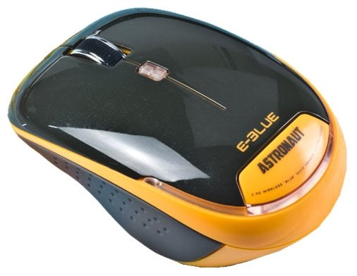 Мышь e-blue Astronaut 2.4 Ghz Wireless Mouse EMS115OG Orange USB