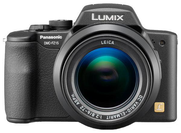 Фотоаппарат Panasonic Lumix DMC-FZ15