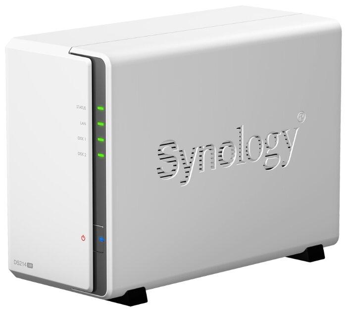 Сетевой накопитель (NAS) Synology DS214se