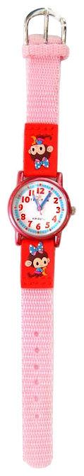 Наручные часы Тик-Так H101К-4 Розово-красная обезьянка
