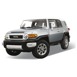 Внедорожник Welly Toyota FJ Cruiser (43639)