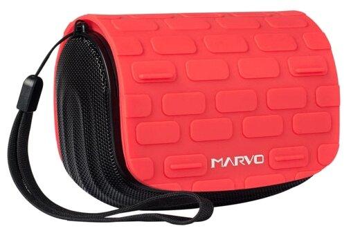 Marvo SV-103 RD, Red портативная акустическая система