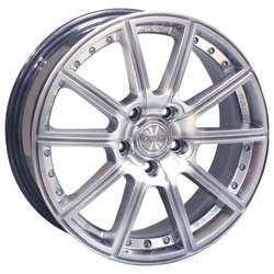 Колесные диски Racing Wheels H-423 6.5x15/4x98 D58.6 ET40 BK F/P