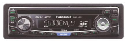 Автомагнитола Panasonic CQ-C1405N