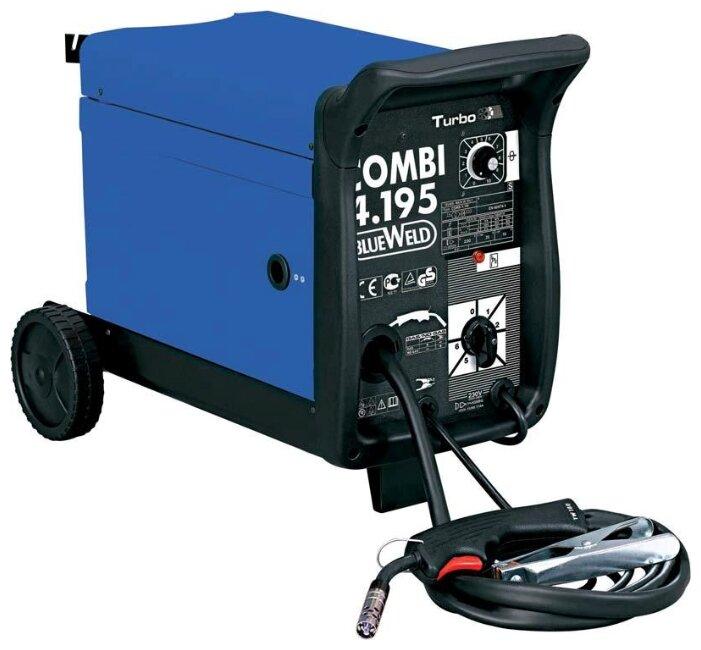 Сварочный аппарат BLUEWELD Combi 4.195 Turbo