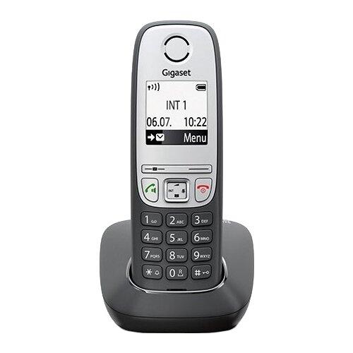 Купить Радиотелефон Gigaset A415 черный