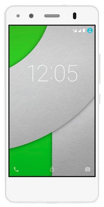 Смартфон BQ Aquaris A4.5 16Gb LTE White