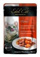 Edel Cat Пауч с Птицей и Кроликом в желе (0.1 кг) 1 шт.