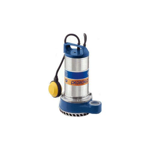 Дренажный насос Pedrollo Dm 10 (750 Вт) дренажный насос sturm wp9775s 750 вт