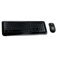 Клавиатура и мышь Microsoft Wireless Desktop 850 Black USB