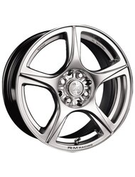 Racing Wheels H-215 6.5x15 4x98/100 ET 40 Dia 67.1 GM F/P - фото 1