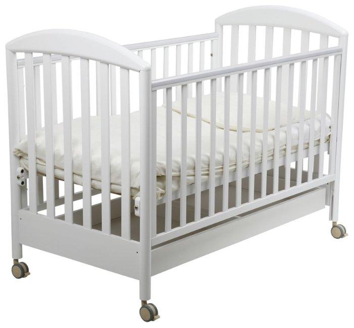 Кроватка Papaloni Санта