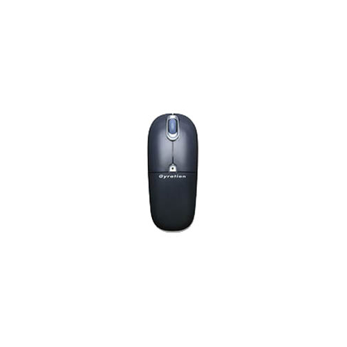 Мышь Gyration Ultra Cordless Optical Mouse Black USB
