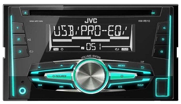 Автомагнитола JVC KW-R510EE