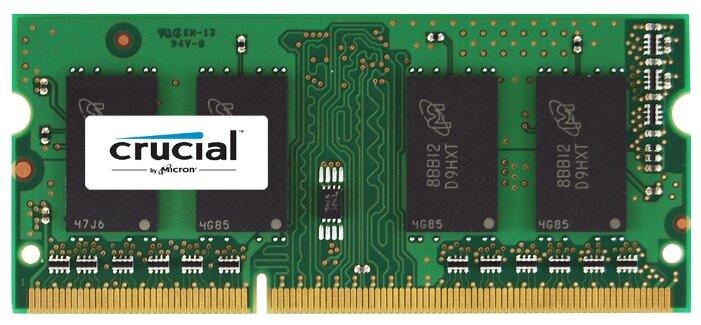 Crucial Оперативная память Crucial CT8G3S1339MCEU