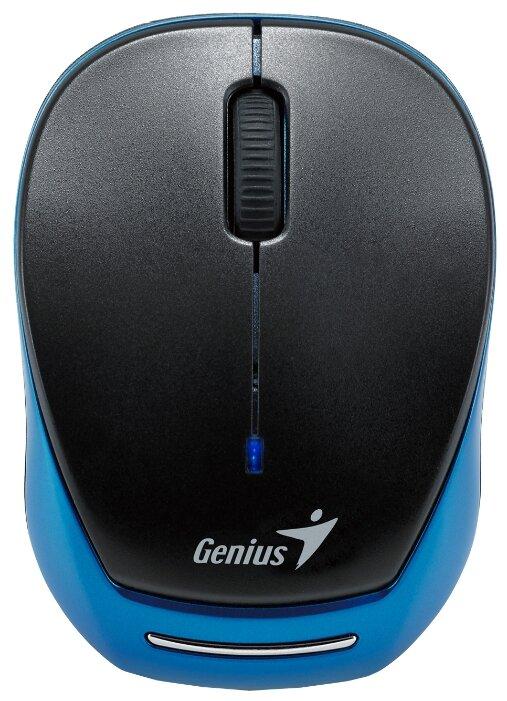 Мышь Genius Micro Traveler 9000R Blue USB