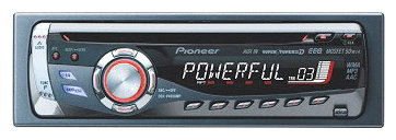 Pioneer DEH-P4950MP