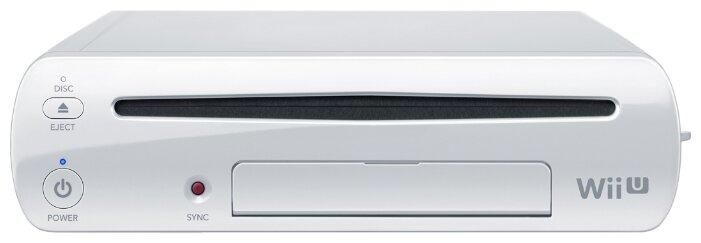 Игровая приставка Nintendo Wii U Basic Pack