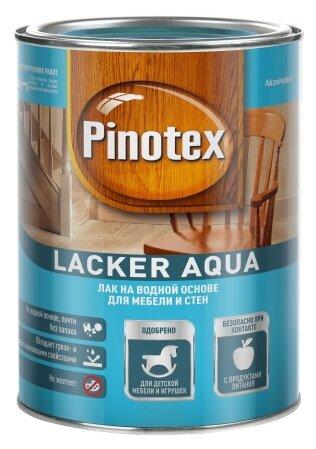 Лак Pinotex Lacker Aqua матовый (1 л) водорастворимый