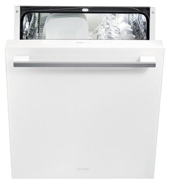 Gorenje Посудомоечная машина  GV6SY2W 1200Вт полноразмерная белый