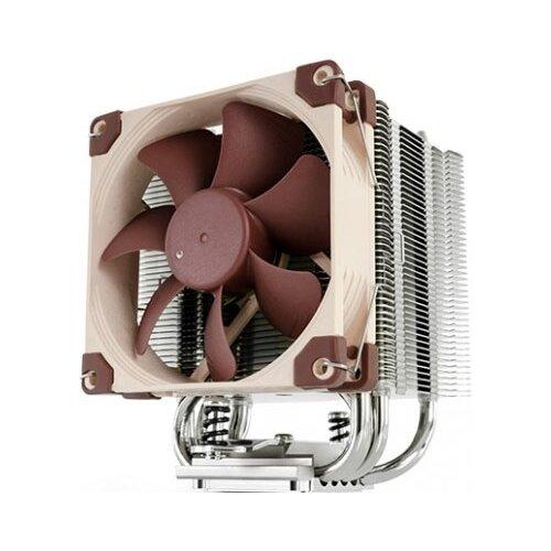 Кулер для процессора Noctua NH-U9S бежевый/коричневый