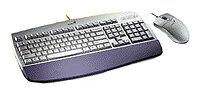 Клавиатура и мышь Genius EasyTouch Grey PS/2