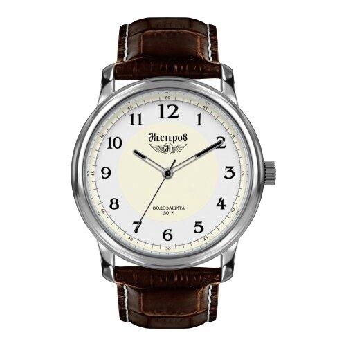 Фото - Наручные часы Нестеров H0282B02-11FA наручные часы нестеров h2467b82 45e