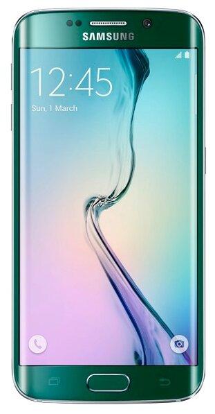 Samsung Galaxy S6 edge 32Gb SM-G925F Black Sapphire
