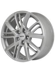 Диск Alutec Xplosive 7,5x17/5x110 ЕТ35 D65,1 Graphite matt front polished - фото 1