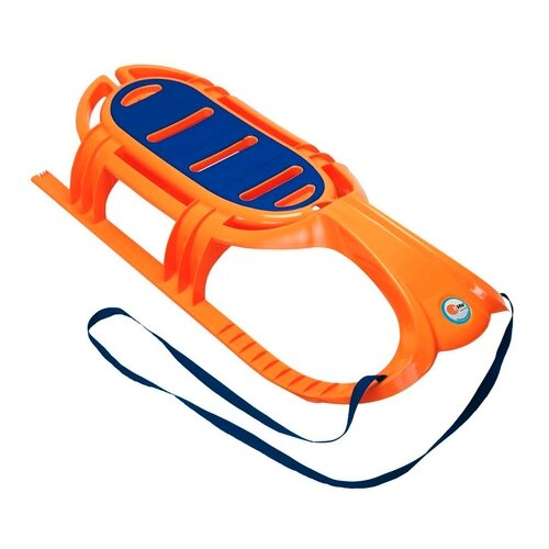 Санки KHW Snow Tiger (2150) оранжевый khw snow tiger de luxe orange page 1