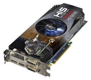 Видеокарта HIS Radeon HD 5830 800Mhz PCI-E 2.1 1024Mb 4000Mhz 256 bit 2xDVI HDMI HDCP