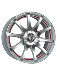 Диски R14 4x100 6J ET43 D60,1 NZ Wheels F-21 WFRSI - фото 1
