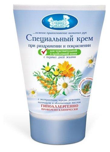 Наша мама Специальный крем для чувствительной и проблемной кожи
