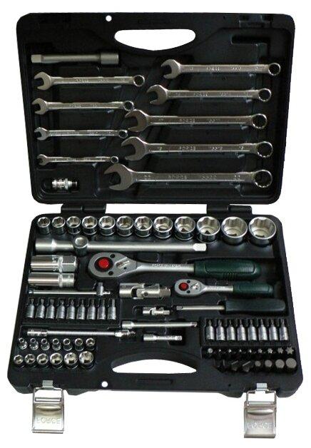 Набор инструментов FORCE 4821 (82 предмета)