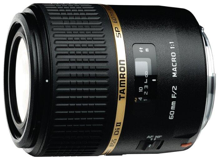 Объектив Tamron SP AF 60mm f/2.0 Di II LD Macro (G005) Canon EF-S