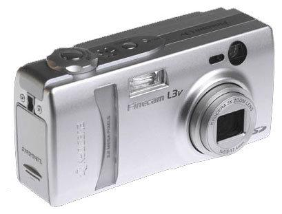Фотоаппарат KYOCERA Finecam L3v