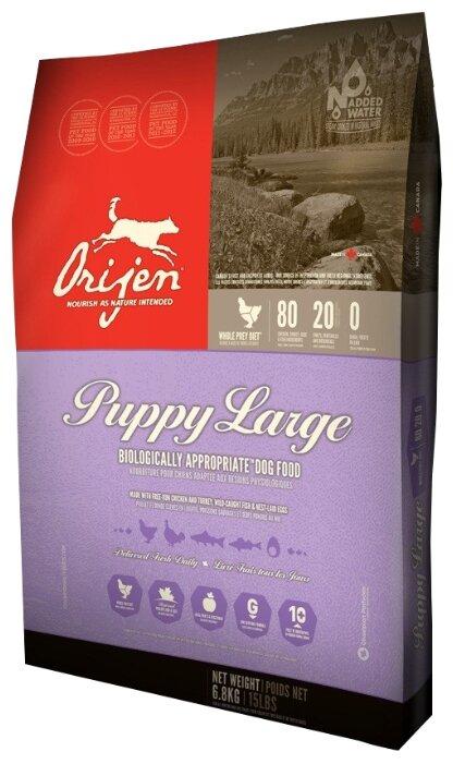 Корм для щенков Orijen 6.8 кг (для крупных пород)